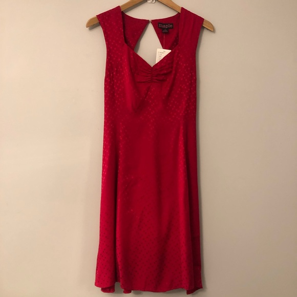 Anthropologie Dresses & Skirts - NWT Anthropologie Red Dress